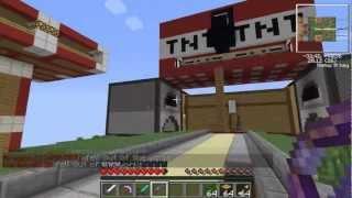 'PVP Server'-Самый лучший сервер в Minecraft