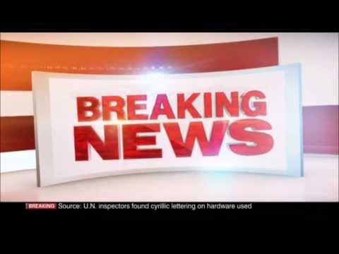 CNN International: Breaking News - International Desk graphics