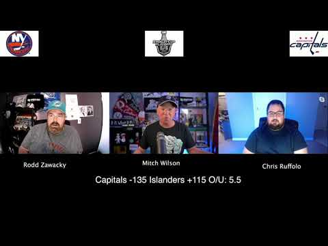 Washington Capitals vs New York Islanders 8/12/20 NHL Pick and Prediction Stanley Cup Playoffs