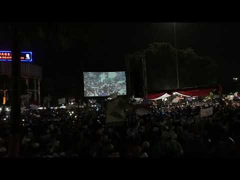 Habib syech live alun alun magelang