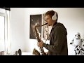 Martin Garrix - Scared To Be Lonely [Saxophone Cover] ft. Dua Lipa