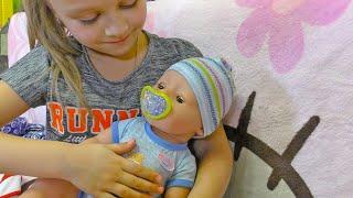Baby Born Doll Toys for Kids | Ярослава и Кукла Беби Бон идут на АКВА ГРИМ Турецкие Каникулы