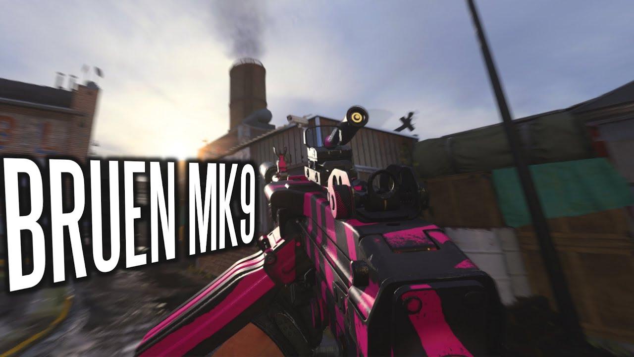 Nuova arma BRUEN MK9! + RENETTI e SKS - COD Modern Warfare