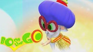 Lustige Cartoons Für Kids - Bo Auf Der GO! 209 - Bo und das Bild Snitcher