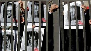 Catalan Referendum trial: Carles Puigdemont reacts to sentences