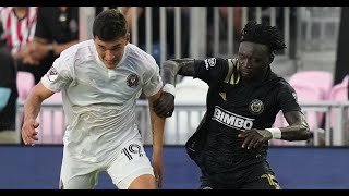 HIGHLIGHTS: Inter Miami CF vs. Philadelphia Union | July 25, 2021