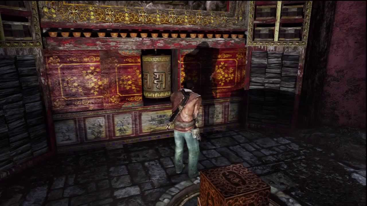 Uncharted 2: Among Thieves - Gameplay Walkthrough Part 8 ...