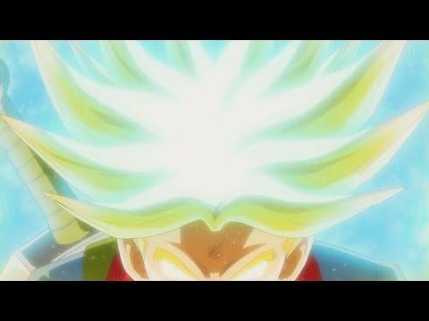 Dragon Ball Super 61 - Future Trunks turn into Super Saiyajin Ikari !! (VOSTFR)