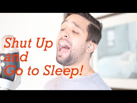 Sleep-Deprived Dad's 'Shut Up And Dance' Parody Is The Ultimate Bedtime Anthem | HuffPost Life