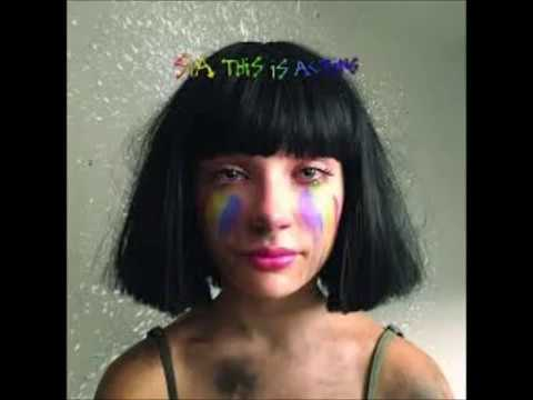 Sia-Black & Blue(New Song 2016)