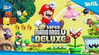 Todo sobre New Super Mario Bros U Deluxe Switch ¡CONDENADO A TRIUNFAR!