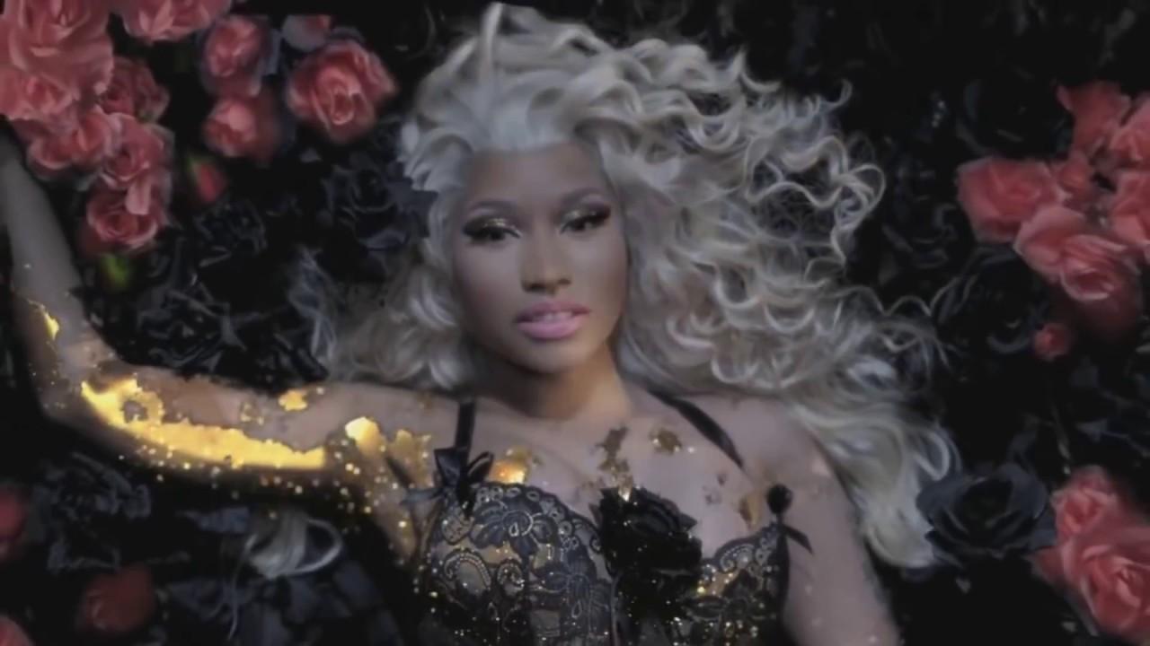 Nicki Minaj, Ariana Grande - Get On Your Knees (Music Video)