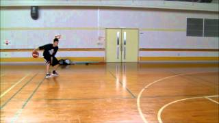 中学生のダンク★Dunk shot ! Junior highschool student