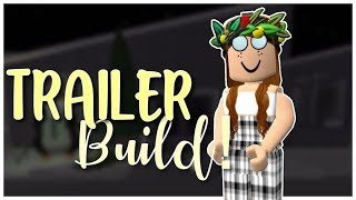 TRAILER BUILD | SPEED BUILD | ROBLOX |