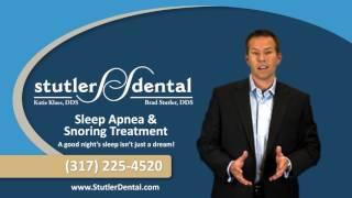 Sleep Apnea & Snoring Treatment Brownsburg IN - Stutler Dental