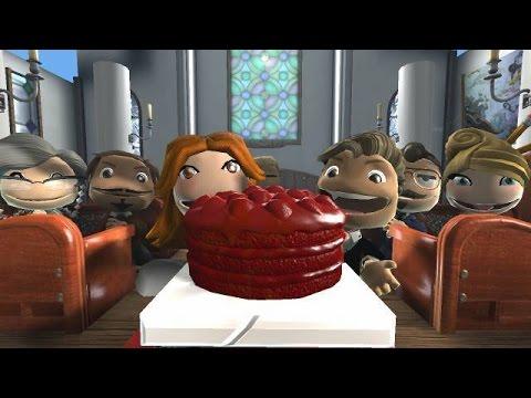 The Wedding Cake - LittleBigPlanet 3 Team Picks - 동영상