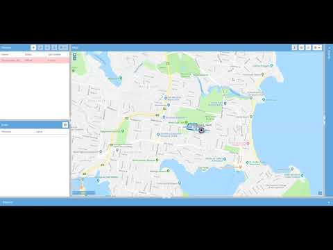 GPYes GPS Vehicle Tracking - Setting up Geofences and Alarms