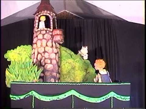 Rapunzel Teatro de Bonecos