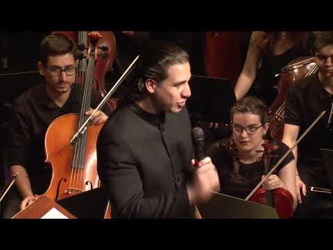 Concierto de la orquesta sinfónica de la Escuela-Conservatorio Manuel Rodríguez Sales de Leganés