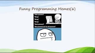 Meme's Work | Funny Programming Memes (Part 4)