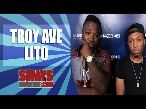 Troy Ave & Young Lito Count Money During Their 5 Fingers of Death Freestyle