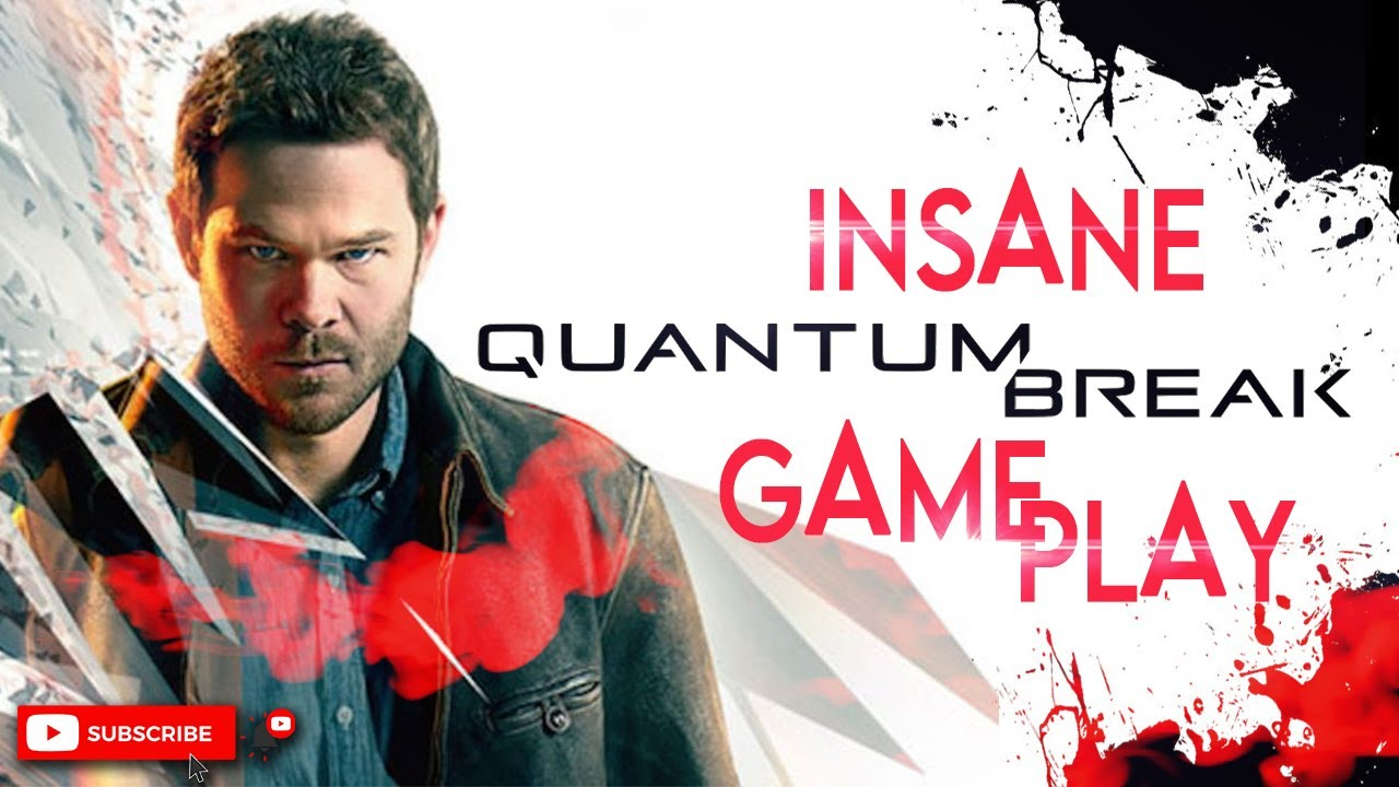 Download Quantum break insane gameplay (PC HD) [1080p60FPS]