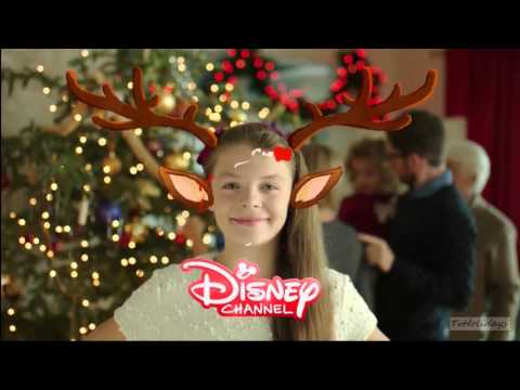 Disney Channel HD Poland Christmas Idents 2015 hd1080