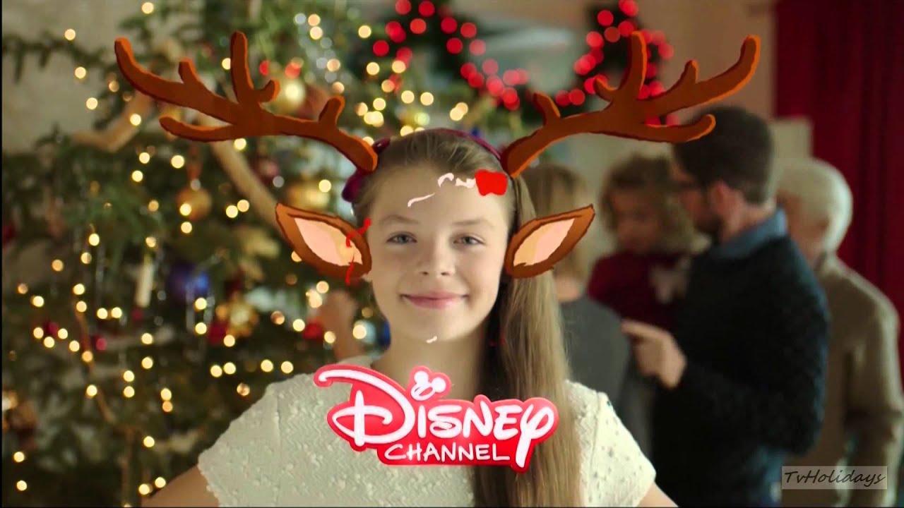 disney channel hd poland christmas idents 2015 hd1080 - Disney Channel Christmas
