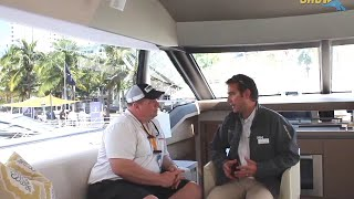 Prestige Yachts at the 2016 Miami International Boat Show