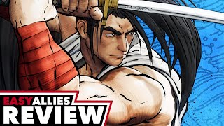Samurai Shodown - Easy Allies Review (Video Game Video Review)