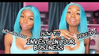 HOW TO MAKE INVESTMENTS IN YOUR BUSINESS ! , VENDORS, SAVING MONEY  & MORE