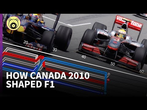 How Canada 2010 shaped F1 for a decade - Chain Bear explains