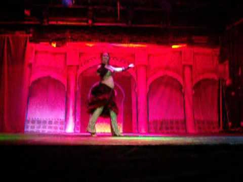 Alexis Southall performing at Tribal Infusions Show