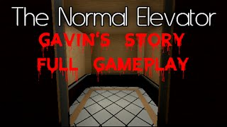 Roblox: The Normal Elevator (Gavin's Story) - Gameplay complet - Pas de commentaire