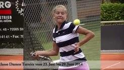 TC Blau-Weiss Stadtpokal Tag 1 - Emily Seibold