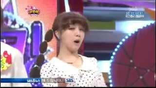 걸스데이 민아&인피니트 성종 스타킹 막춤.mp4