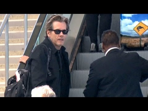 Hollywood's Hardest Working Actor Kevin Bacon Gets No Rest
