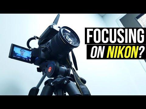 Tips To AUTOFOCUS Video On Nikon D5200/D5300/D5500 (Best DSLR Settings)