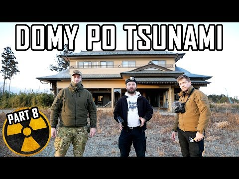 Opuszczone domy w Japonii Fukushima *wszystko zostało* - Urbex History