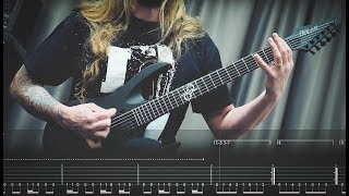 """The Haunted """"PREACHERS OF DEATH"""" - Tab in Video - HOW TO PLAY"""