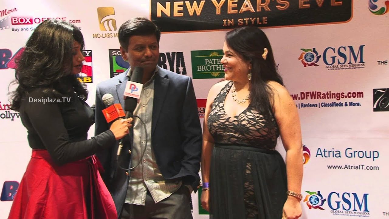 Guests Speaking at Red Carpet of Dil Dhadakne Do, New Year Party