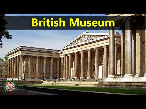 Best Tourist Attractions Places To Travel In UK-England | British Museum Destination Spot