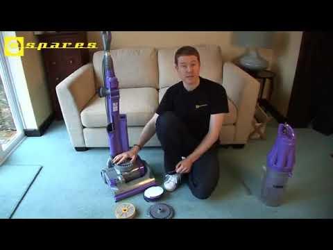 Как достать фильтр в пылесосах дайсон пылесос дайсон беспроводной v10 купить