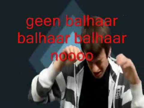 Justin Bieber - Baby Parody (dutch) balhaar + Lyrics