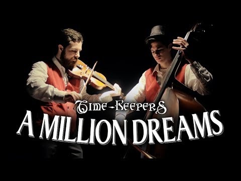 A Million Dreams (Piano/Violin/Bass Cover) - The Greatest Showman - The Time-Keepers