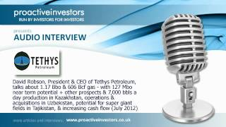 Tethys Petroleum production and super giant potential