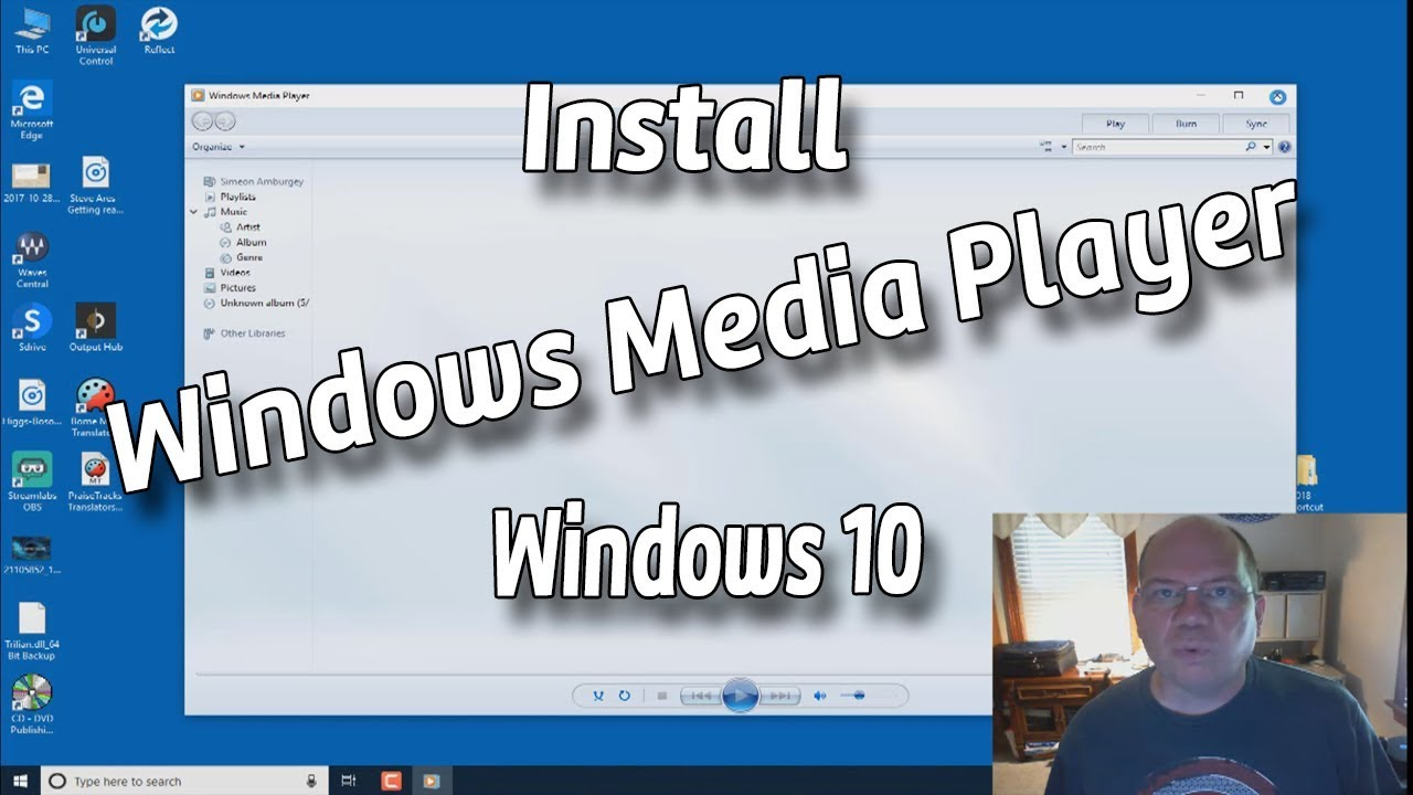 Media Player Windows 10