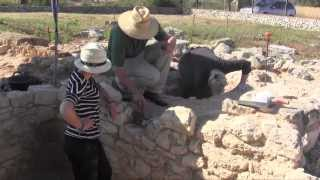 Archaeology at the Byzantine Church of Son Pereto in Mallorca
