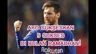 Download Video Wawancara Messi 5 Sukses di bulan Ramadhan Dubbing Jawa MP3 3GP MP4