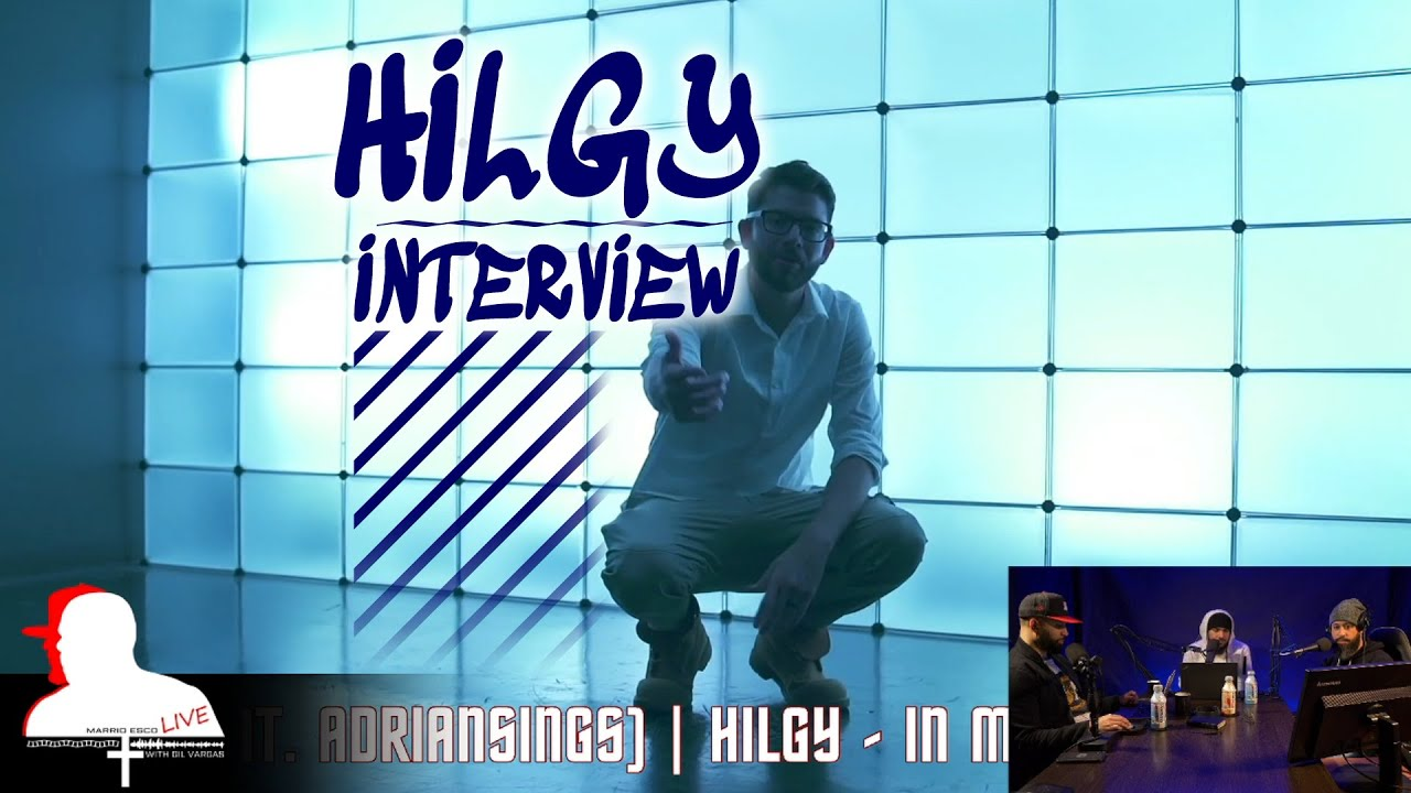 "Hilgy Music Interview on Marrio Esco Live | Episode 83 ""Yeahee"""